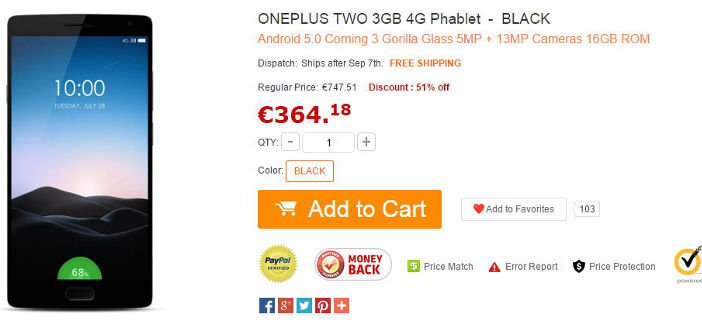 OnePlus 2 den neuen Flaggschiffkiller ab 364 Euro kaufen 4