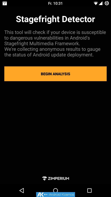 Android: Stagefright Lücke zwingt Hersteller zu regelmäßigen Updates 2