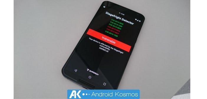 Android: Stagefright Lücke zwingt Hersteller zu regelmäßigen Updates 1