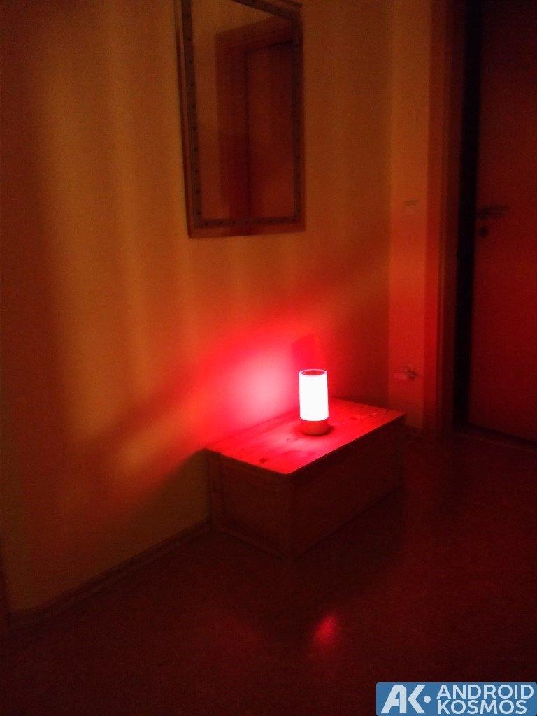 Xiaomi Yeelight Test: die Nachttischlampe mit 16 Millionen Farben und Appsteuerung 7