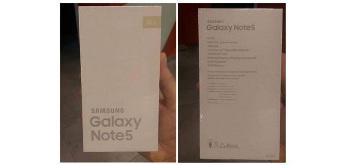 Samsung Galaxy Note 5 mit 4 GB RAM und 5,6 Zoll Display 20