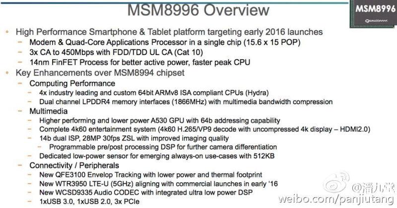 Qualcomm Snapdragon 820 offiziell vorgestellt 11