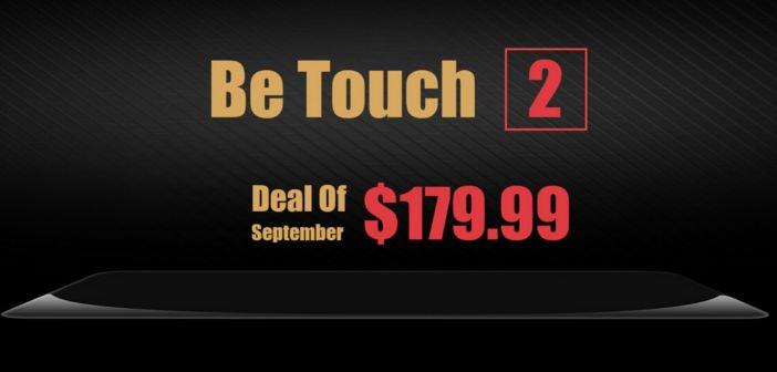 Flashsale: Am 01. September gibt es das Ulefone be touch 2 wieder vergünstigt für nur 159,99 Euro 1