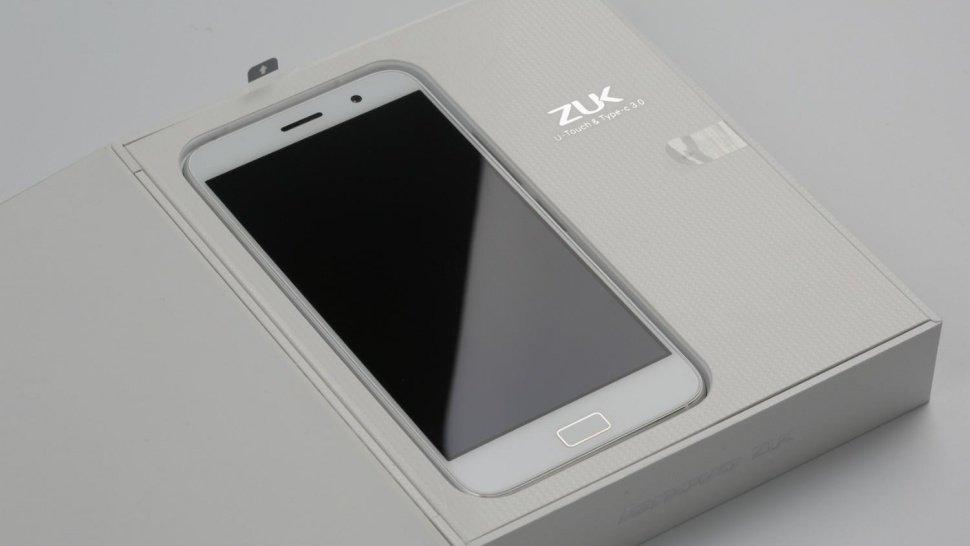 "Lenovo ZUK Z1: 5,5"" Smartphone, Snapdragon 801, 64GB ROM/3GB RAM für nur 268 Euro 3"