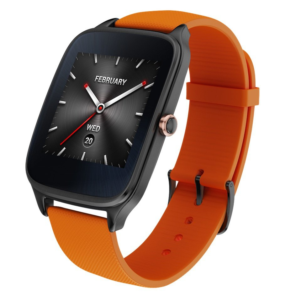 ASUS-ZenWatch-2_-_Gunmetal_Orange-Rubber