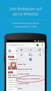 AdBlock Plus veröffentlicht eigene Browser-App für iOS und Android 5