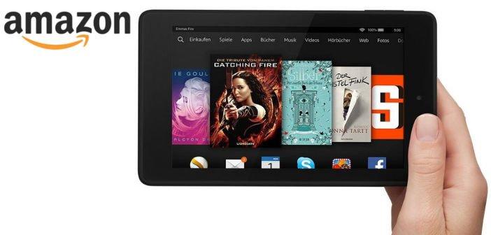 Amazon: günstiges 6 Zoll Tablet für 50$ zum Weihnachtsgeschäft 1