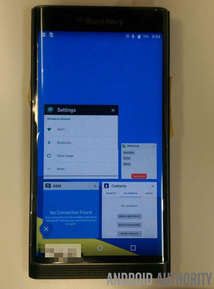 BlackBerry Priv: Android-Slider Smartphone im offiziellen Hands-On Video 6