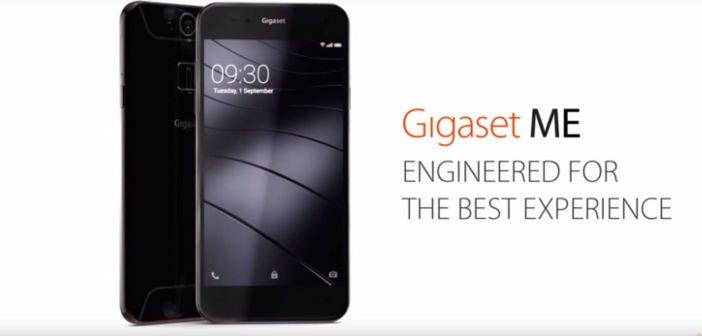 IFA2015: Gigaset stellt seine neue Android Smartphone Reihe ME mit Snapdragon 810 vor 5
