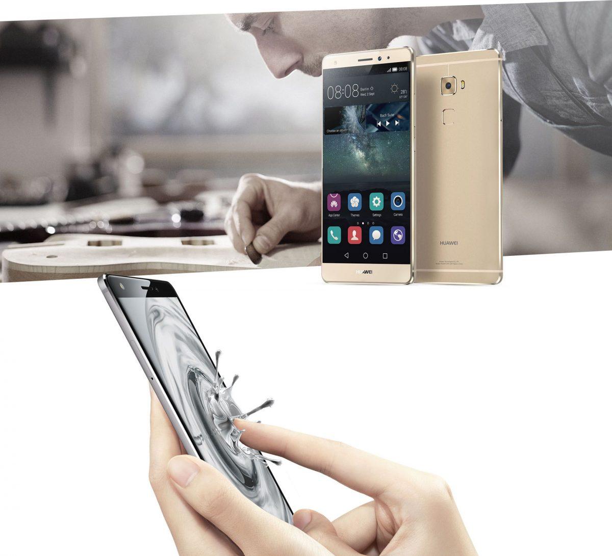 IFA2015: Huawei stellt das neue Flaggschiff Smartphone Ascend Mate S vor 4