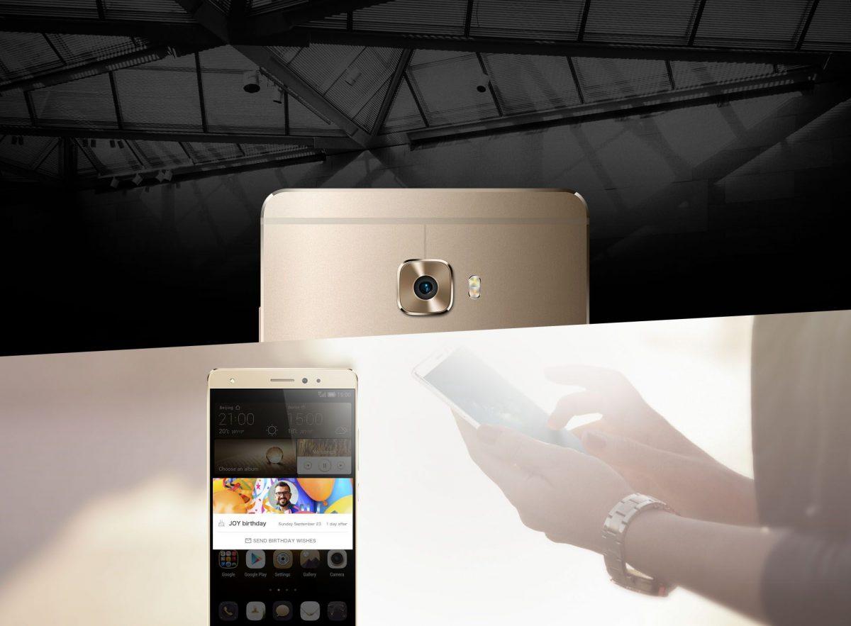 IFA2015: Huawei stellt das neue Flaggschiff Smartphone Ascend Mate S vor 3
