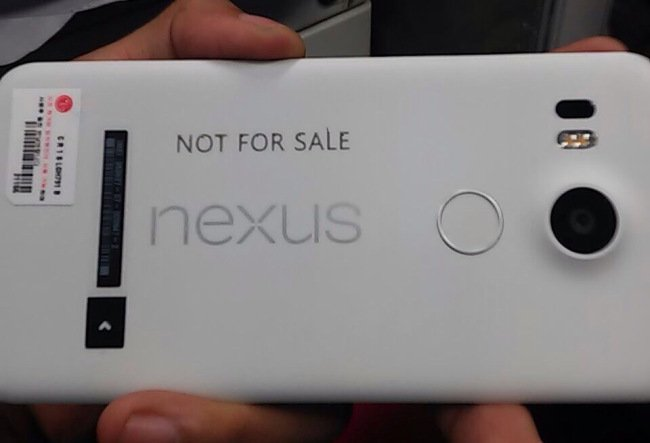Casehersteller Ringke zeigt das Nexus 5X 2015 von allen Seiten 5