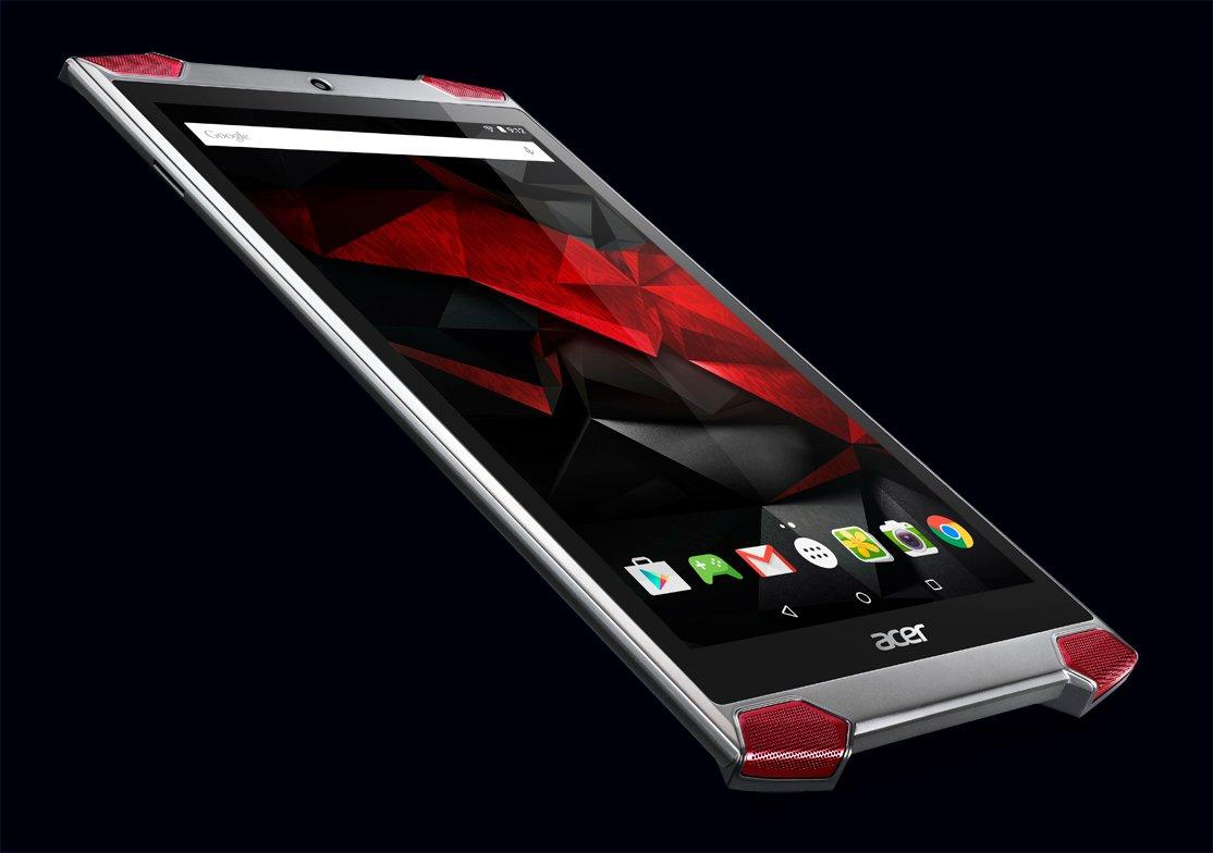 IFA2015: Acer stellt Predator Tablet und Smartphone vor, eine Serie speziell für Gamer 6
