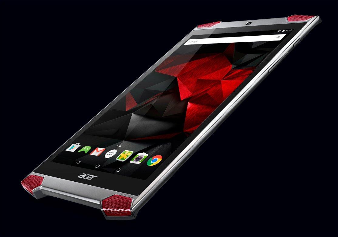 IFA2015: Acer stellt Predator Tablet und Smartphone vor, eine Serie speziell für Gamer 7