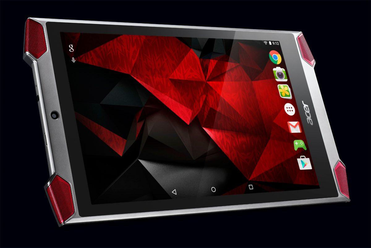 IFA2015: Acer stellt Predator Tablet und Smartphone vor, eine Serie speziell für Gamer 8