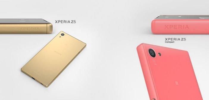 IFA2015: Sony Xperia Z5, Z5 Compact und Z5 Premium offiziell vorgestellt 1