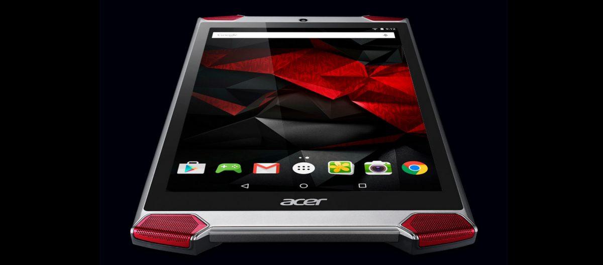 IFA2015: Acer stellt Predator Tablet und Smartphone vor, eine Serie speziell für Gamer 5
