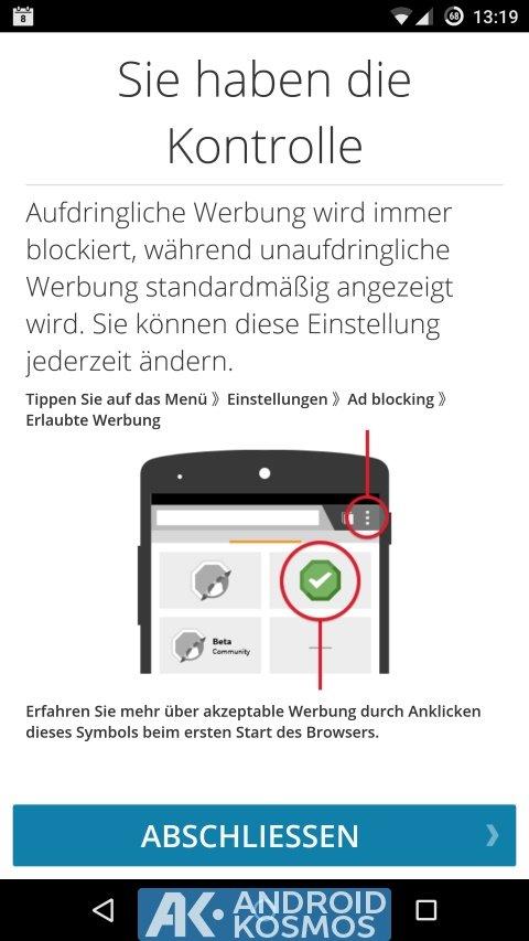 AdBlock Plus veröffentlicht eigene Browser-App für iOS und Android 7