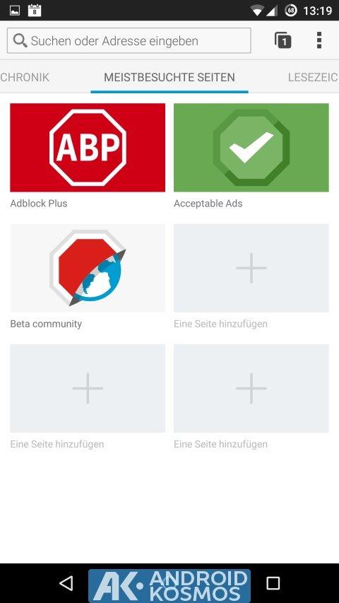 AdBlock Plus veröffentlicht eigene Browser-App für iOS und Android 8
