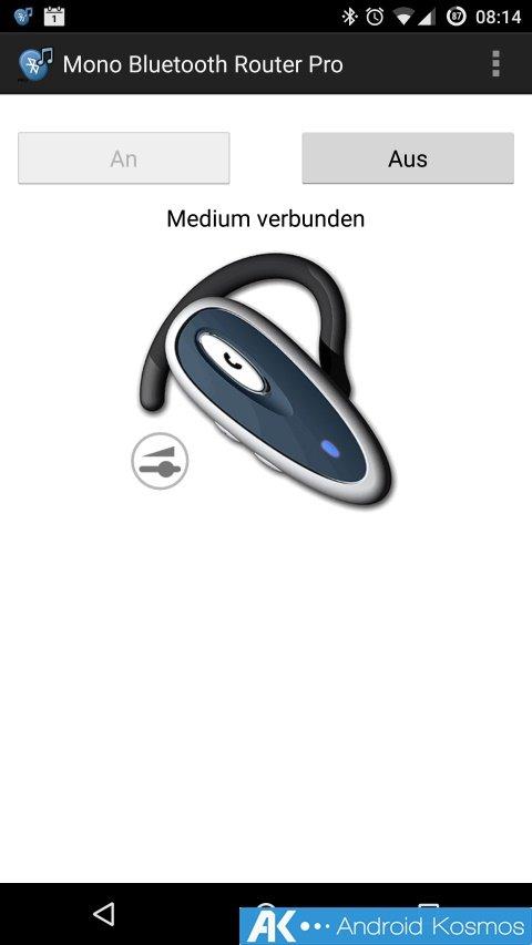 Tipp: Sprachnachrichten, Aufnahmen und Musik via Bluetooth Kopfhörer 8