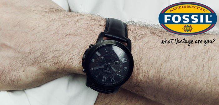 Erste Bilder der kommenden Smartwatch von Fossil mit Android Wear 1