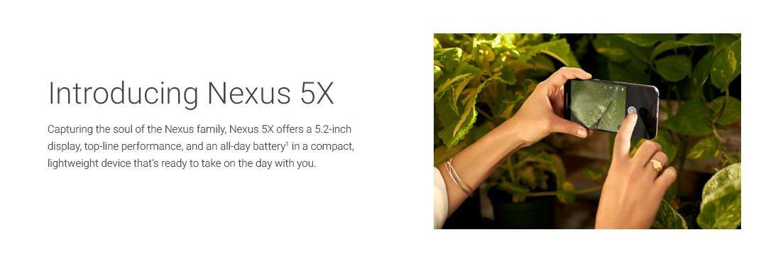 Google Event: Nexus 5X & Nexus 6P Smartphone, Pixel C Tablet und Chromecast 2 offiziell vorgestellt 3