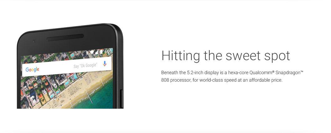 Google Event: Nexus 5X & Nexus 6P Smartphone, Pixel C Tablet und Chromecast 2 offiziell vorgestellt 4
