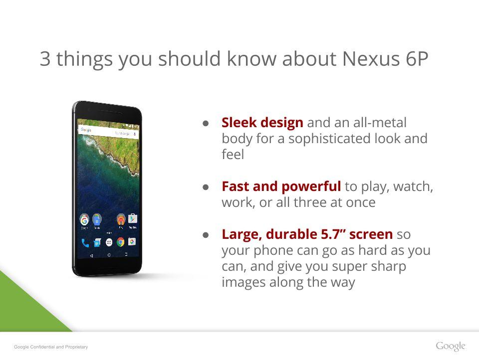 Nexus 6P: Alle Bilder und meisten Details sind jetzt bekannt 6