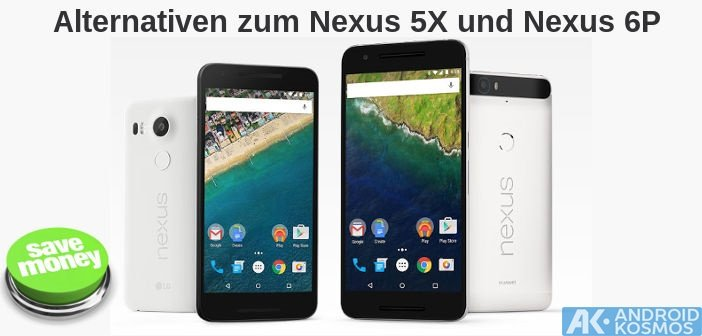 Günstigere Smartphone-Alternativen zum neuen Google's Nexus 5X und Nexus 6P 13