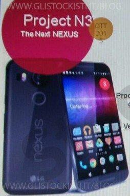 Casehersteller Ringke zeigt das Nexus 5X 2015 von allen Seiten 4