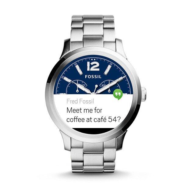 Fossil Q Founder Smartwatch ist ab sofort für 299 Euro erhältlich 8