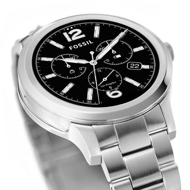 Fossil Q Founder Smartwatch ist ab sofort für 299 Euro erhältlich 11
