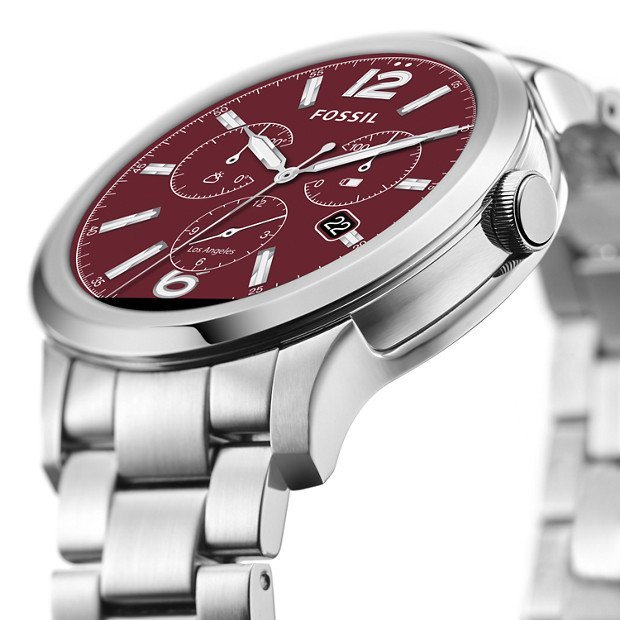 Fossil Q Founder Smartwatch ist ab sofort für 299 Euro erhältlich 12