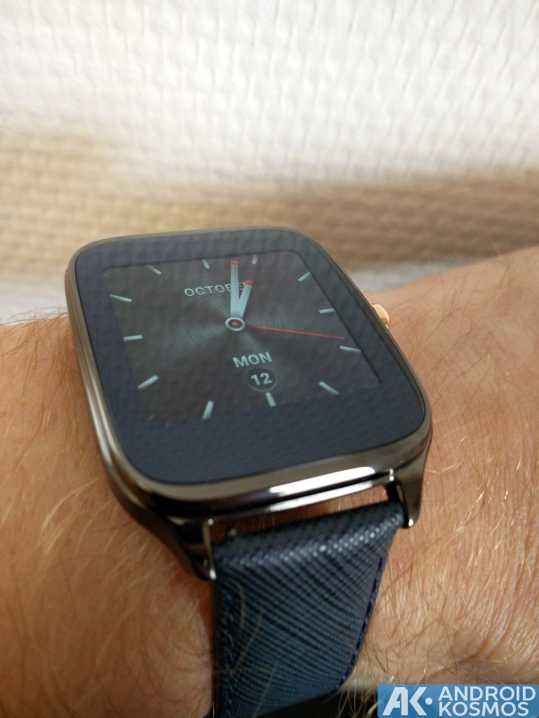 Test / Review: ASUS ZenWatch 2 (WI501Q) Smartwatch mit unboxing Video 47