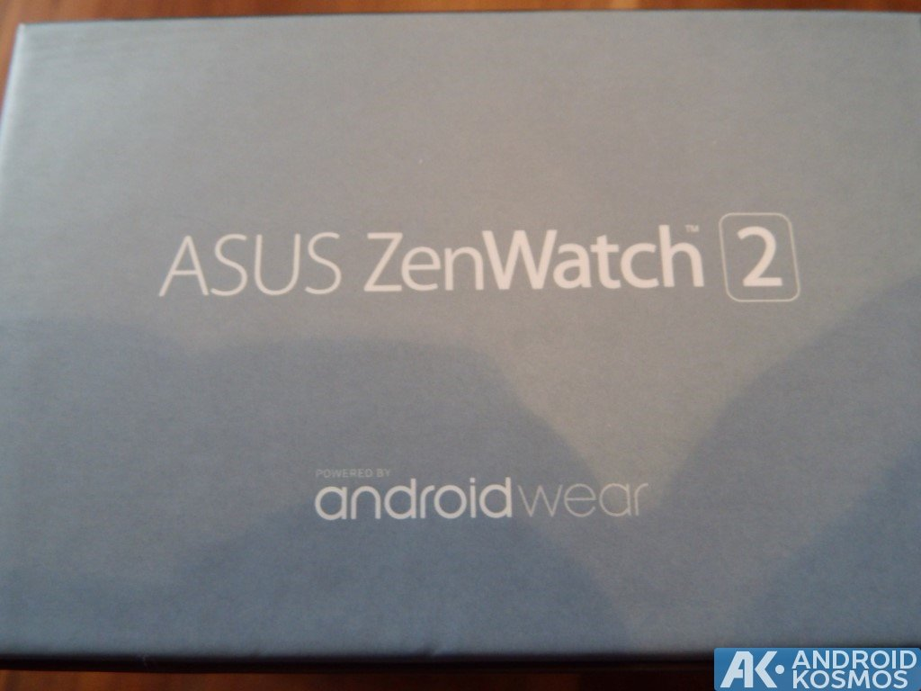 Test / Review: ASUS ZenWatch 2 (WI501Q) Smartwatch mit unboxing Video 53