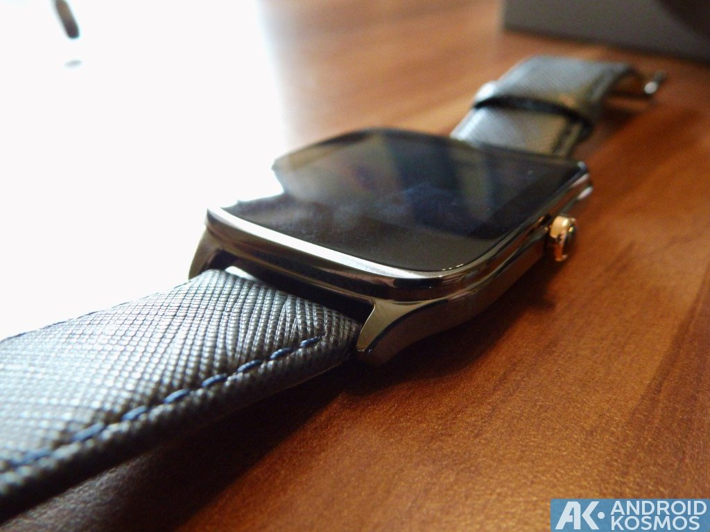 Test / Review: ASUS ZenWatch 2 (WI501Q) Smartwatch mit unboxing Video 17