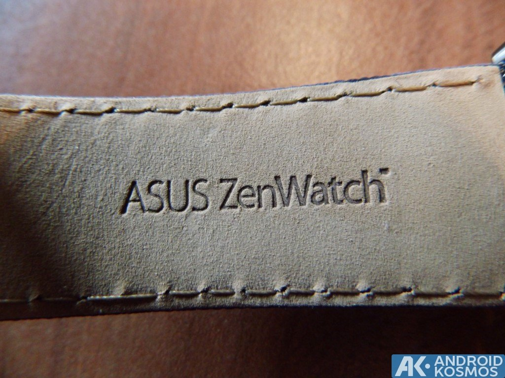 Test / Review: ASUS ZenWatch 2 (WI501Q) Smartwatch mit unboxing Video 26