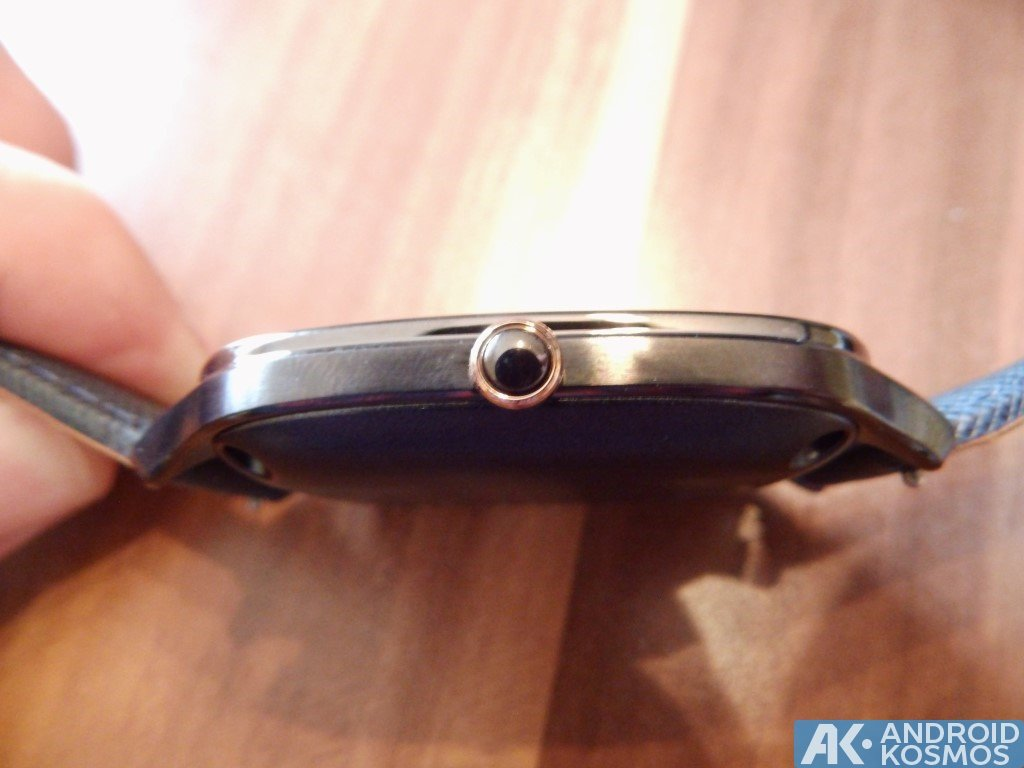Test / Review: ASUS ZenWatch 2 (WI501Q) Smartwatch mit unboxing Video 22