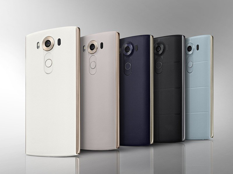 LG V10 mit zweiten Display und Dual-Frontkamera offiziell vorgestellt 2