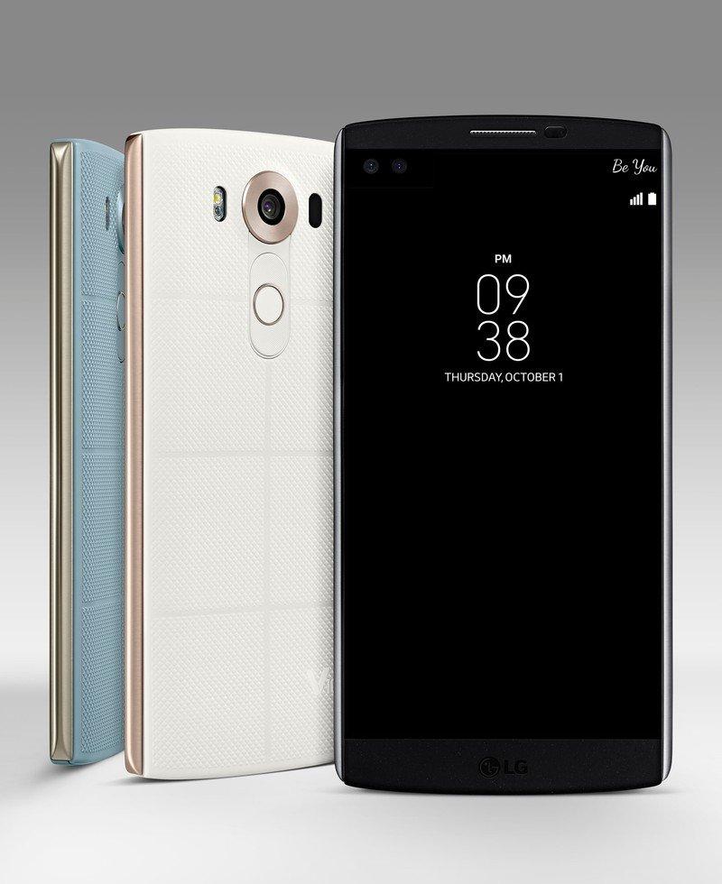 LG V10 mit zweiten Display und Dual-Frontkamera offiziell vorgestellt 3