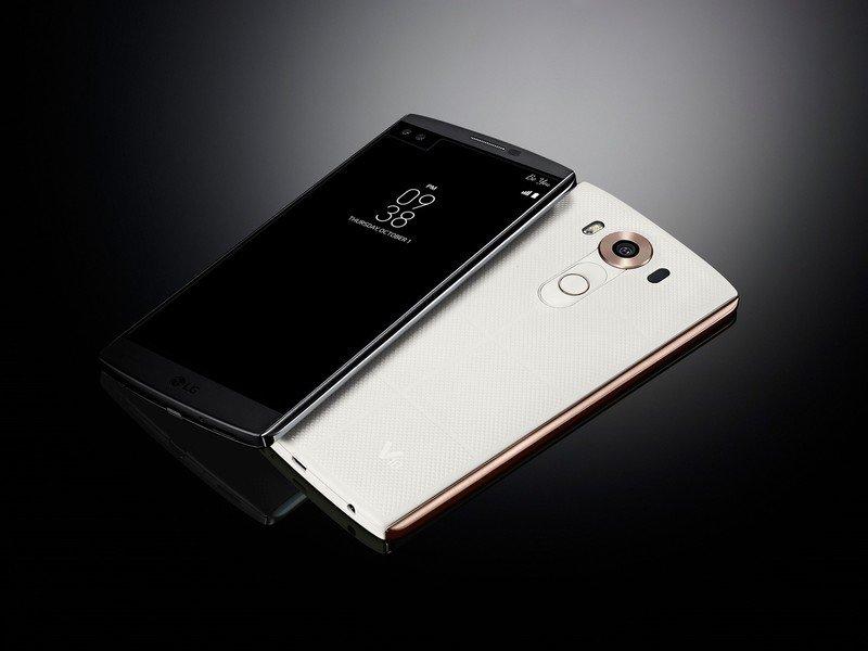LG V10 mit zweiten Display und Dual-Frontkamera offiziell vorgestellt 4