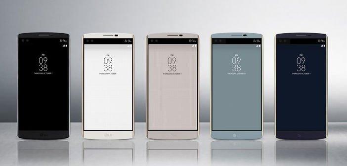 LG V10 mit zweiten Display und Dual-Frontkamera offiziell vorgestellt 7