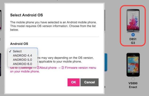 LG: Diese Geräte sollen das Update auf Android 6.0 Marshmallow bekommen 3