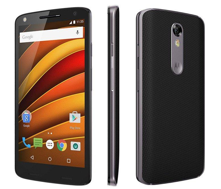 Motorola Moto X Force Smartphone mit bruchsicheren Display ab Januar 2016 erhältlich 1