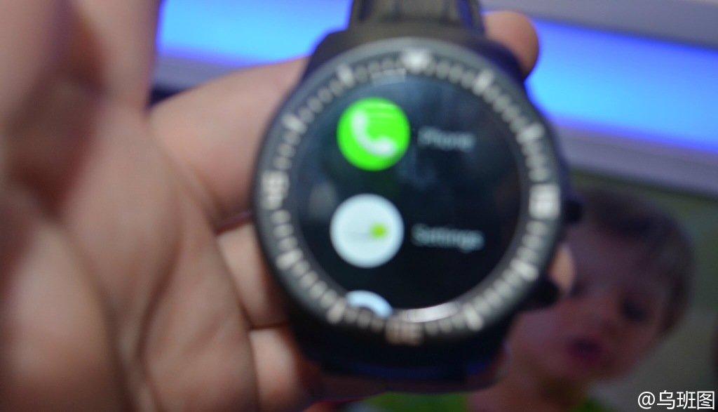 Fotos einer neuen Meizu Smartwatch im Betrieb aufgetaucht 2