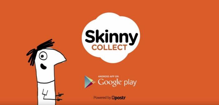 Skinny Collect: Lockscreen Werbung auf dem Smartphone gegen Freiminuten oder Datenvolumen 8