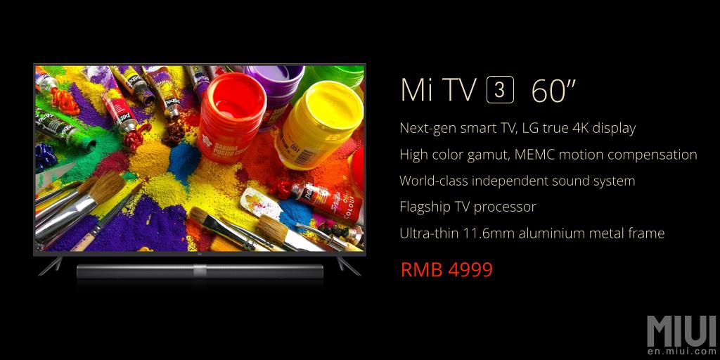 Xiaomi stellt Mi TV 3, Soundbar, Subwoofer, Mi TV Box und eigenen Ninebot (Art Segway) offiziell vor 10