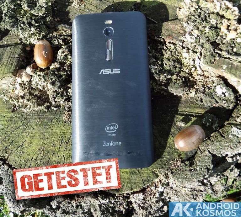 Test / Review: ASUS ZenFone 2 Smartphone mit Intel Atom Prozessor + unboxing Video 2