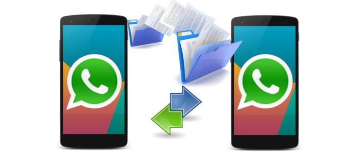 Dateiübertragung für WhatsApp scheint in Planung zu sein 2