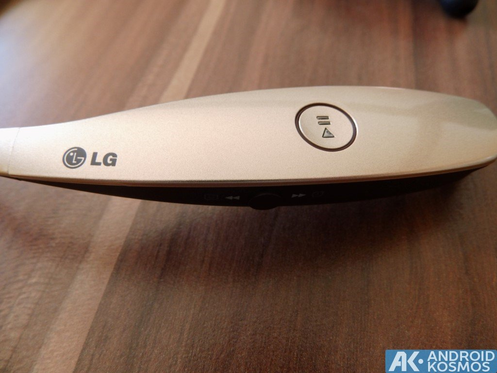 Test / Review: LG Tone Infinim HBS-900  - Bluetooth Kopfhörer 25